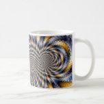 Swirl Fractal 2 - Fractal Mug