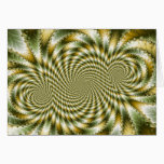 Swirl Fractal 3 - Fractal Card