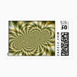 Swirl Fractal 3 - Fractal Stamp