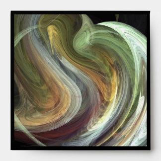 Swirl Fractal Envelope