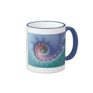 Swirl - Fractal Mug
