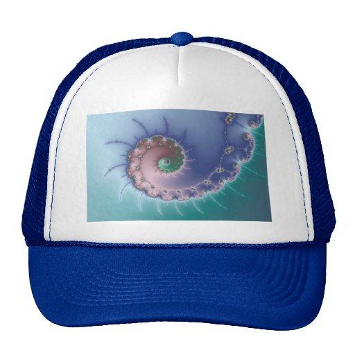 Swirl - Fractal Trucker Hat