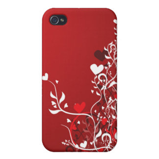 Swirl heart iphone Case iPhone 4/4S Cases