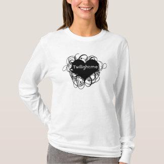 swirl Heart T-Shirt