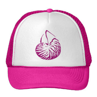 Swirl in Nature Hat