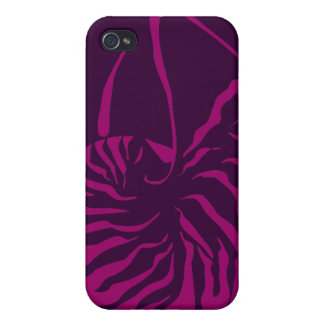 Swirl in Nature Speck Case Cover For iPhone 4