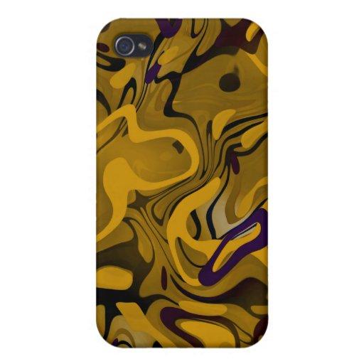 Swirl iPhone 4 Cases