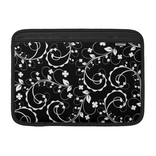 swirl MacBook sleeve