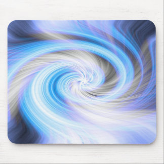Swirl mousemat mouse pad