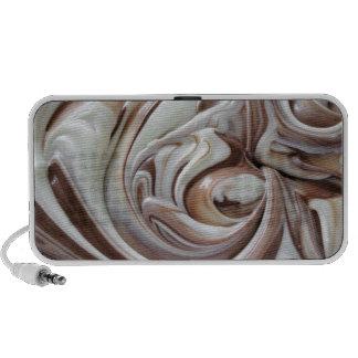 swirl of chocolate speaker