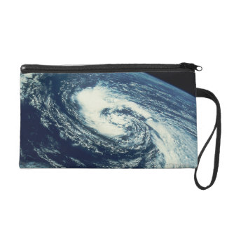 Swirl of Clouds over the Earth Wristlet