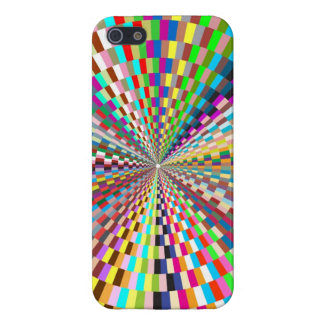 Swirl of colors iPhone SE/5/5s cover
