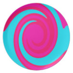 Swirl Party Plates
