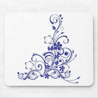 Swirl Pattern Mouse Pad