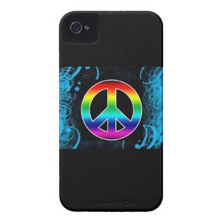 swirl peace case iPhone 4 cases