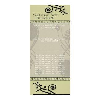 Swirl Rack Card