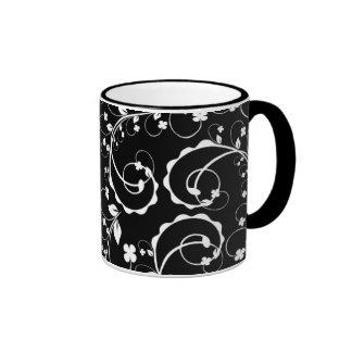 swirl ringer mug
