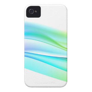 swirl satin color elegant chic textile silk Case-Mate iPhone 4 case