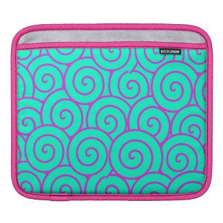 Swirl Sleeve For iPads