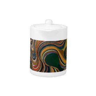 Swirl - WOWCOCO Teapot