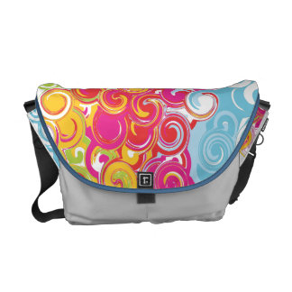 Swirl yourself courier bags