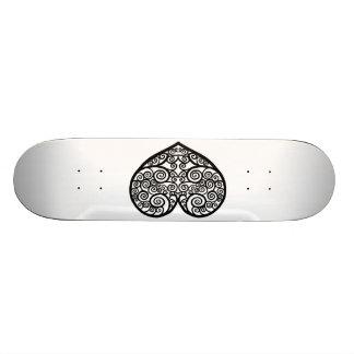 Swirled Love Skateboard Deck