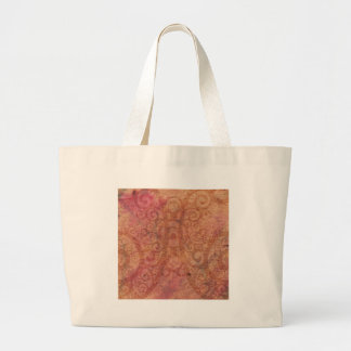 Swirled Parchment Tote Bag