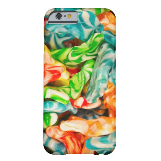 Swirled Stars Barely There iPhone 6 Case