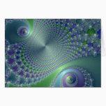 Swirler - Fractal Card