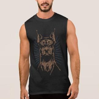 Swirlface Sleeveless Shirt