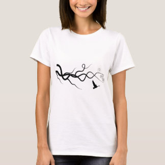 Swirlie Duck T-Shirt