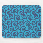 Swirlies Mouse Pad