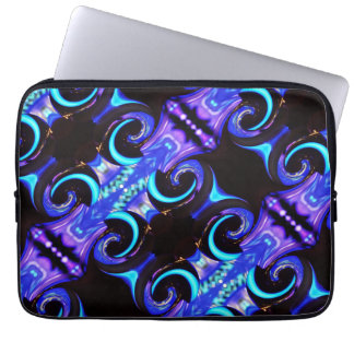 Swirling colors 0.1.2, whirling colors computer sleeve