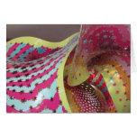 Swirling Colors Card