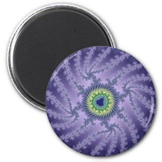 Swirling Eye - Fractal Magnet