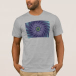 Swirling Eye - Fractal T-Shirt