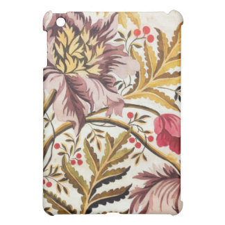 Swirling Floral iPad Mini Covers