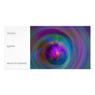 Swirling Kelp Card
