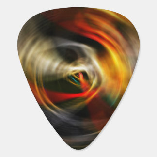 Swirling Movement Red Pick