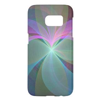 Swirling Pastel Pinwheel Abstract Samsung Galaxy S7 Case
