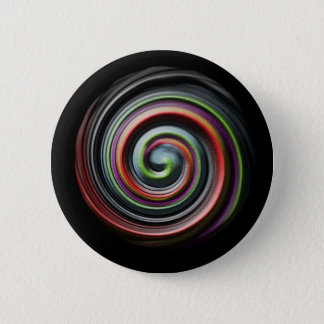 Swirling Sands Pinback Button