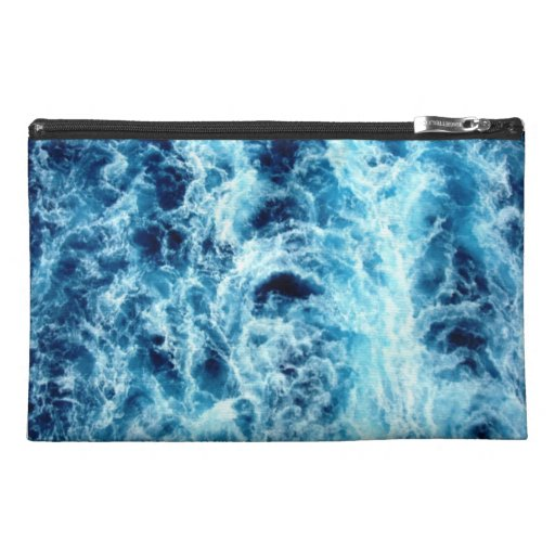 Swirling Sea Bagettes Bag