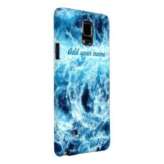 Swirling Sea custom Galaxy Note 4 Case