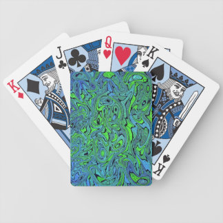 Swirling Seas Playing Cards