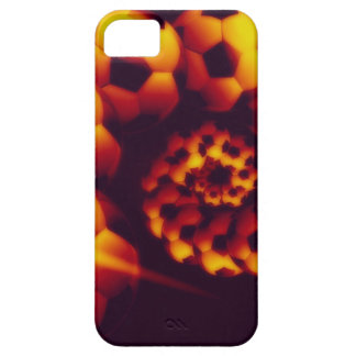 Swirling Soccer Balls iPhone 5 Case