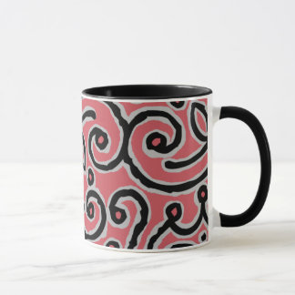 Swirls #2 Mug