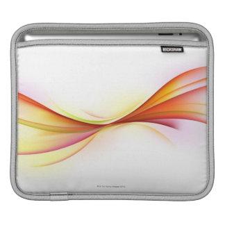 Swirls 2 sleeve for iPads
