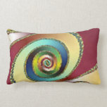 Swirls and Color, Oh MY! Pillow