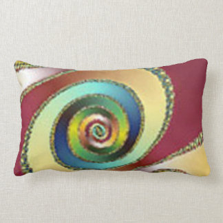 Swirls and Color, Oh MY! Throw Pillows