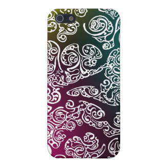 Swirls Cover For iPhone SE/5/5s